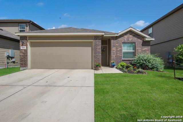 116 Field Rdg, New Braunfels, TX 78130 (MLS #1319409) :: Berkshire Hathaway HomeServices Don Johnson, REALTORS®