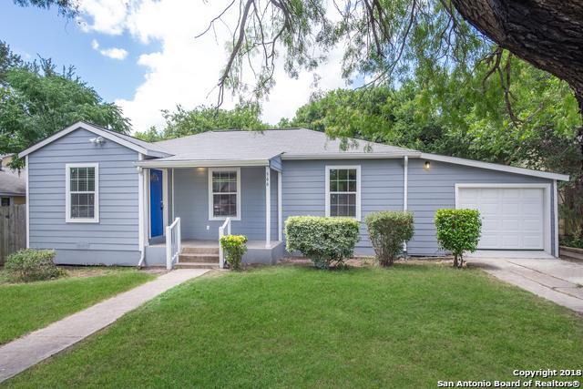 566 W Wildwood, San Antonio, TX 78212 (MLS #1319488) :: Alexis Weigand Real Estate Group
