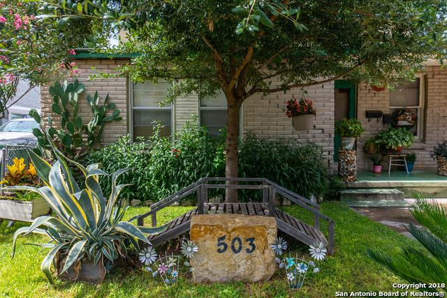 503 Jennings Ave, San Antonio, TX 78225 (MLS #1319507) :: Exquisite Properties, LLC