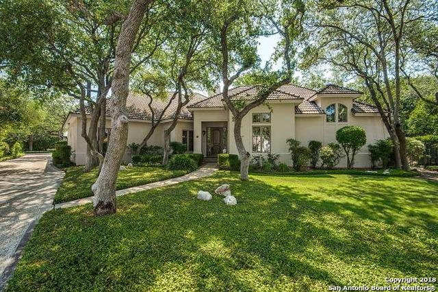 6 Charterwood, San Antonio, TX 78248 (MLS #1319548) :: Keller Williams City View