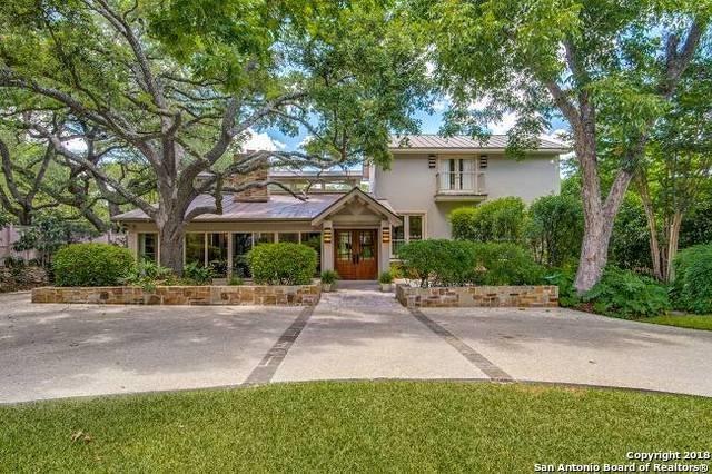335 Geneseo Rd, Terrell Hills, TX 78209 (MLS #1319649) :: The Castillo Group