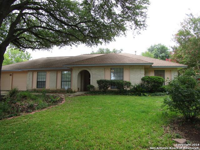 16814 Ft. Oswego, San Antonio, TX 78247 (MLS #1319862) :: Exquisite Properties, LLC