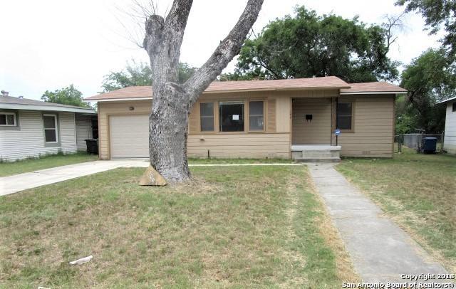 106 Comfort Dr, San Antonio, TX 78228 (MLS #1319920) :: Exquisite Properties, LLC
