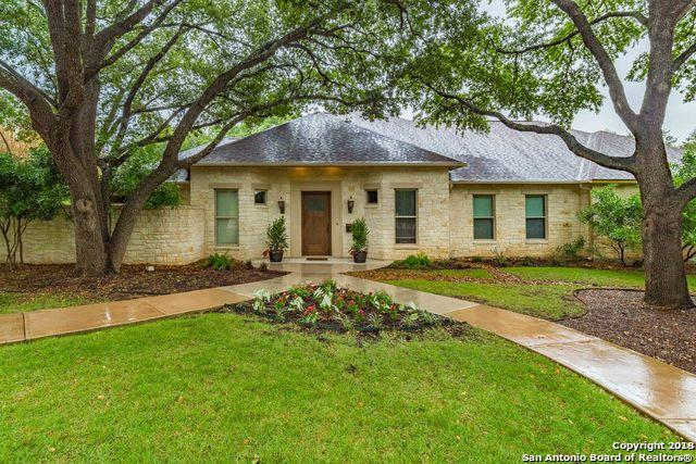 815 Ridgemont Ave, Terrell Hills, TX 78209 (MLS #1319987) :: Alexis Weigand Real Estate Group