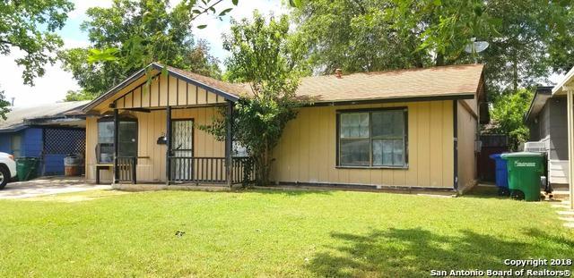 271 Harcourt Ave, San Antonio, TX 78223 (MLS #1320010) :: ForSaleSanAntonioHomes.com