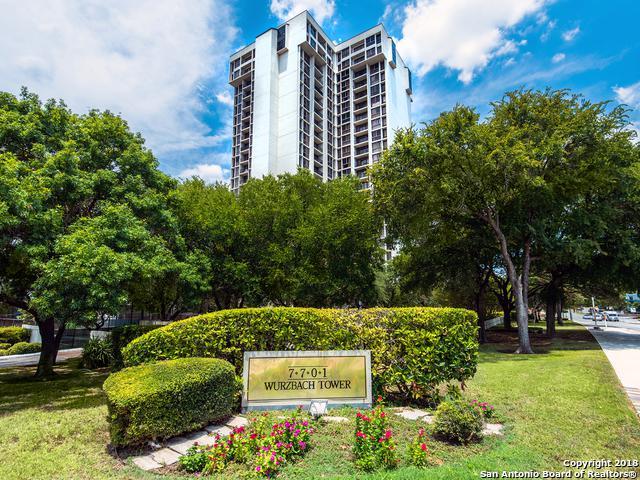7701 Wurzbach Rd #1005, San Antonio, TX 78229 (MLS #1320039) :: ForSaleSanAntonioHomes.com