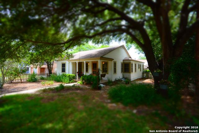 503 W Lynwood Ave, San Antonio, TX 78212 (MLS #1320057) :: Tom White Group