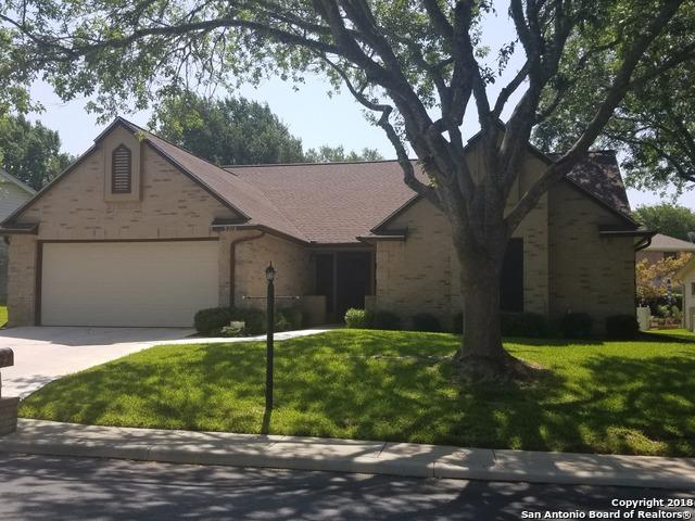 3712 Hunters Glen, Schertz, TX 78108 (MLS #1320063) :: Exquisite Properties, LLC