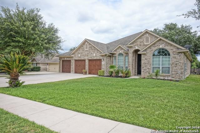 109 Watson Way, Cibolo, TX 78108 (MLS #1320125) :: Erin Caraway Group