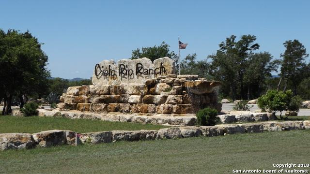 LOT 8 Cielo Rio Drive, Pipe Creek, TX 78063 (MLS #1320168) :: Alexis Weigand Real Estate Group