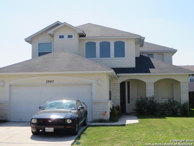 3943 Bacall Way, Converse, TX 78109 (MLS #1320196) :: Exquisite Properties, LLC
