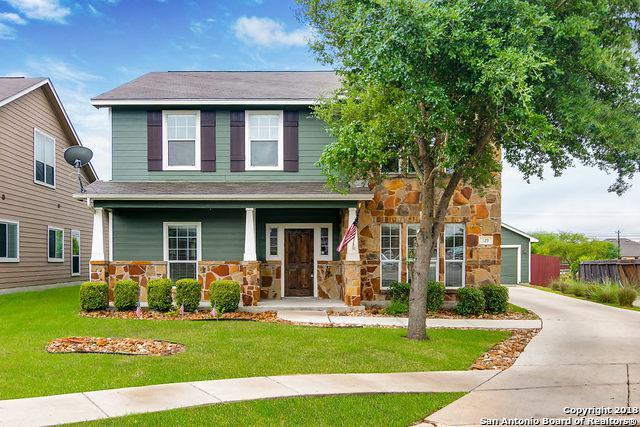 129 Saddle Trail, Cibolo, TX 78108 (MLS #1320231) :: Exquisite Properties, LLC