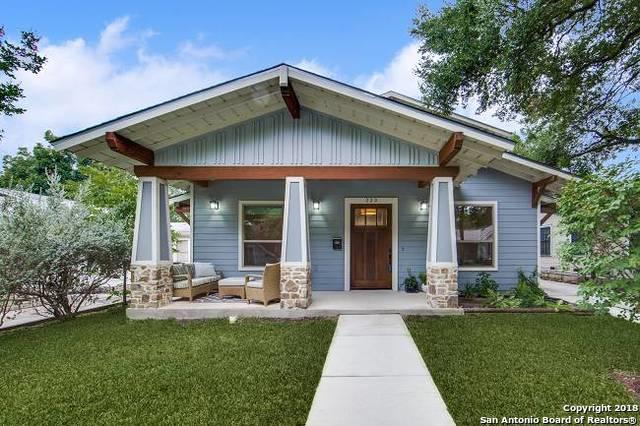 223 Corona Ave, Alamo Heights, TX 78209 (MLS #1320326) :: Alexis Weigand Real Estate Group