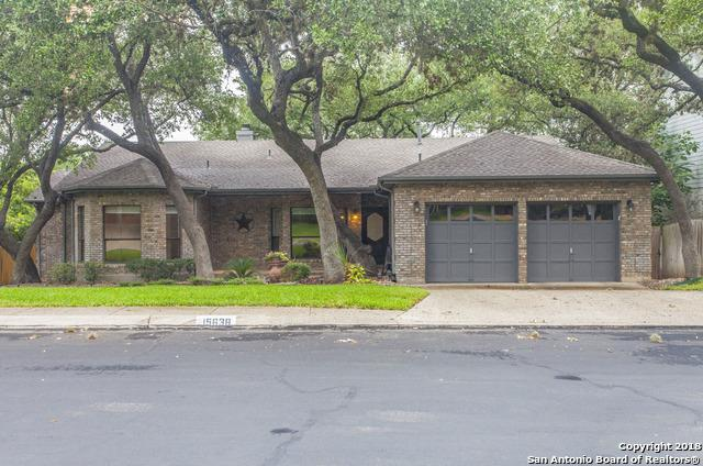 15638 Robin Ridge, San Antonio, TX 78248 (MLS #1320344) :: Exquisite Properties, LLC