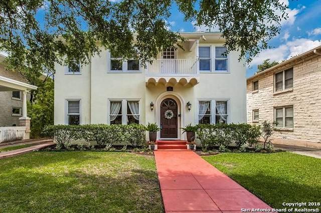 124 W Summit Ave, San Antonio, TX 78212 (MLS #1320409) :: Exquisite Properties, LLC