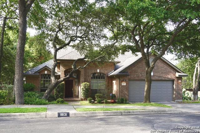 18131 Brookwood Forest, San Antonio, TX 78258 (MLS #1320415) :: Exquisite Properties, LLC