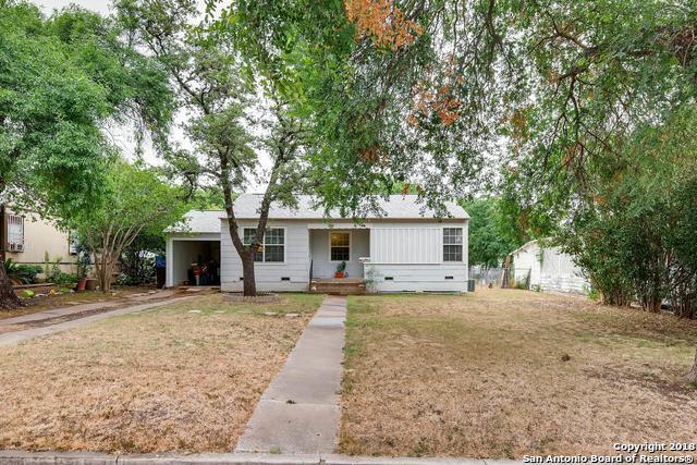 811 Lee Hall, San Antonio, TX 78212 (MLS #1320546) :: Exquisite Properties, LLC