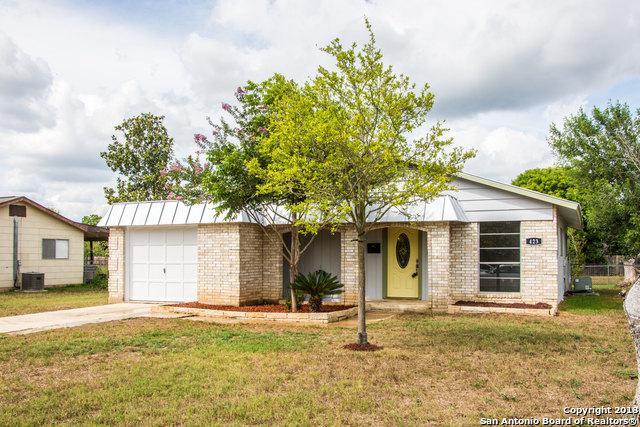 423 River Rd, Schertz, TX 78154 (MLS #1320781) :: Erin Caraway Group