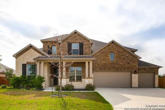 3838 Lariat Way, Bulverde, TX 78163 (MLS #1320813) :: Exquisite Properties, LLC