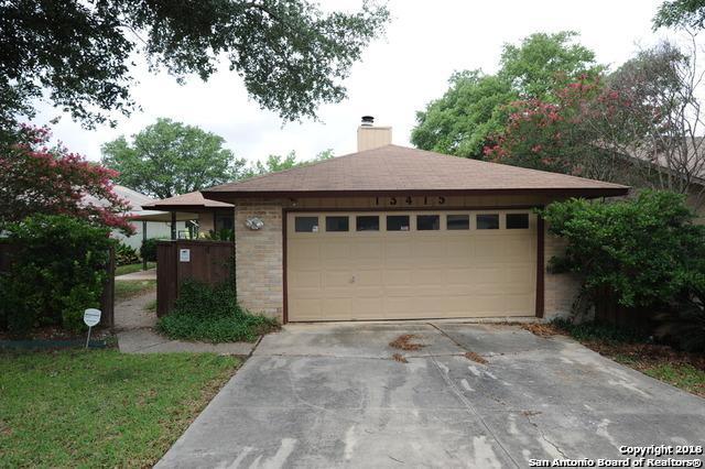 13415 Pebble Hollow, San Antonio, TX 78217 (MLS #1320835) :: Exquisite Properties, LLC