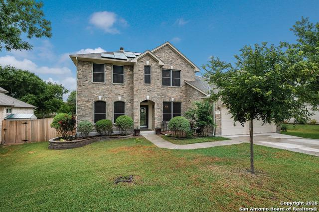 268 Brush Trail Bend, Cibolo, TX 78108 (MLS #1320841) :: Erin Caraway Group