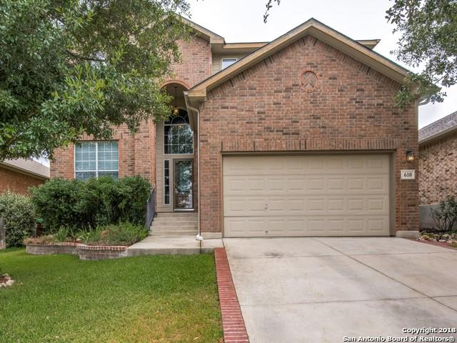 610 Point Valley, San Antonio, TX 78253 (MLS #1320863) :: Erin Caraway Group