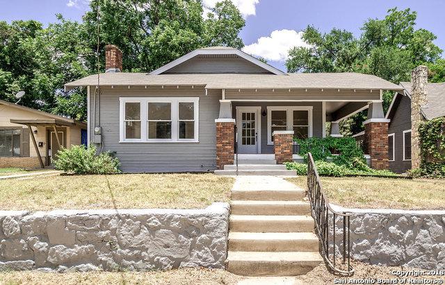 531 E Huisache Ave, San Antonio, TX 78212 (MLS #1321001) :: Exquisite Properties, LLC