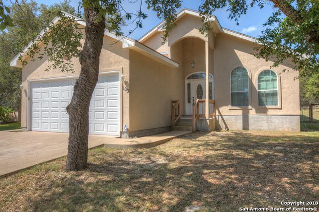 103 E Outer Dr, Canyon Lake, TX 78133 (MLS #1321319) :: Erin Caraway Group