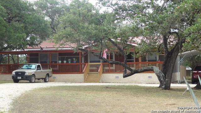 1168 Red Bluff Ranch Rd, Pipe Creek, TX 78063 (MLS #1321324) :: Neal & Neal Team