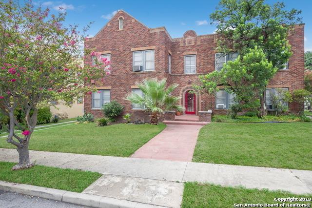 703 W French Pl, San Antonio, TX 78212 (MLS #1321610) :: Tom White Group