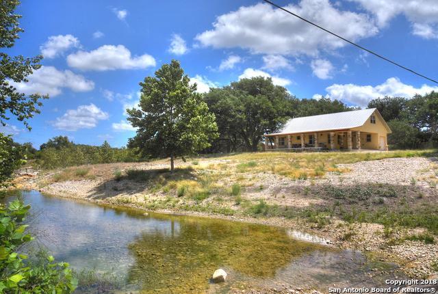 255 N Thunder Creek, Utopia, TX 78884 (MLS #1321942) :: Neal & Neal Team