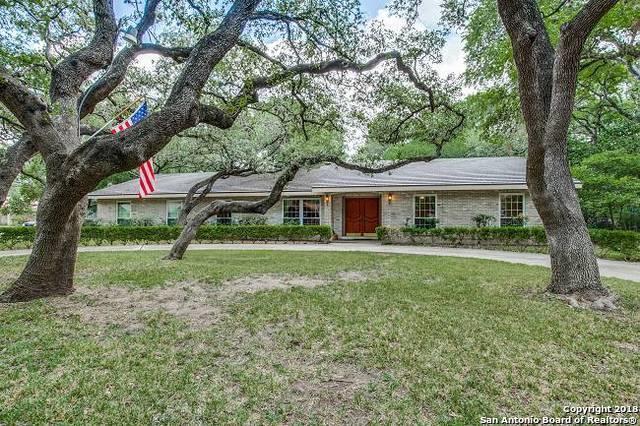 3703 Marymont Dr, San Antonio, TX 78217 (MLS #1321946) :: Ultimate Real Estate Services