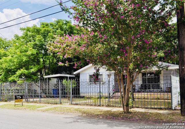 518 Barrett Pl, San Antonio, TX 78225 (MLS #1322029) :: Alexis Weigand Real Estate Group