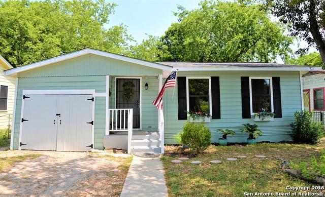 423 La Manda Blvd, San Antonio, TX 78212 (MLS #1322188) :: Alexis Weigand Real Estate Group