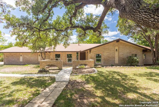 93 Mossy Cup St, Shavano Park, TX 78231 (MLS #1322231) :: Ultimate Real Estate Services