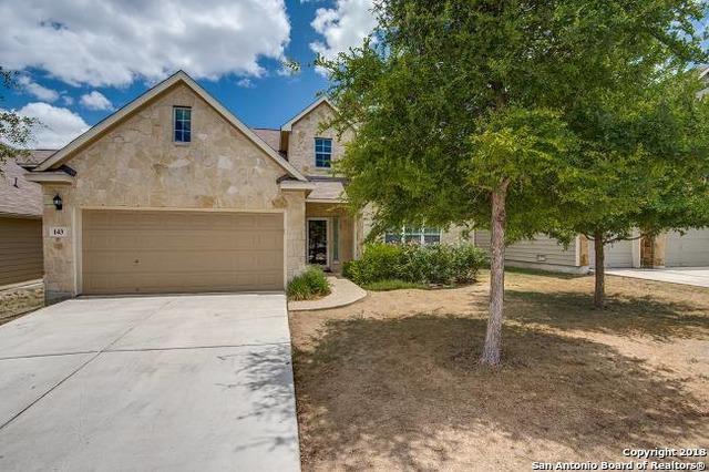 143 Brook Stone, Cibolo, TX 78108 (MLS #1322375) :: Exquisite Properties, LLC