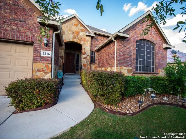 2216 Oak Valley, Schertz, TX 78154 (MLS #1322403) :: Exquisite Properties, LLC