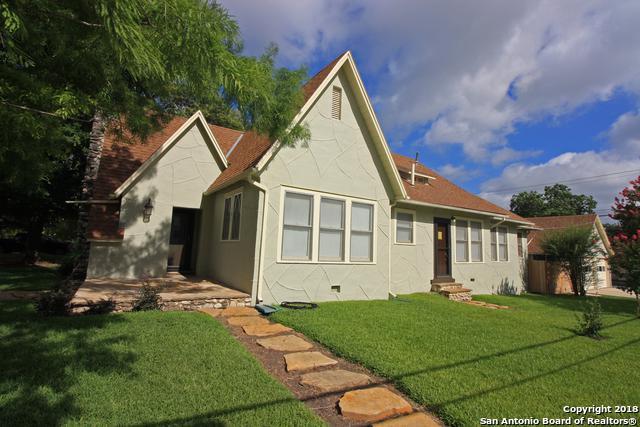 301 W Lullwood Ave, San Antonio, TX 78212 (MLS #1322420) :: Exquisite Properties, LLC