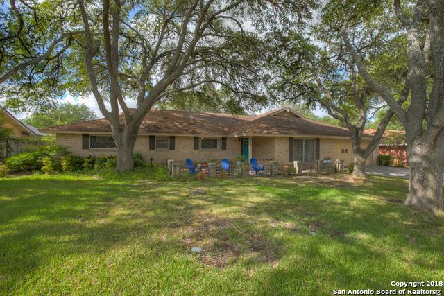 2722 Marlborough Dr, San Antonio, TX 78230 (MLS #1322575) :: Alexis Weigand Real Estate Group