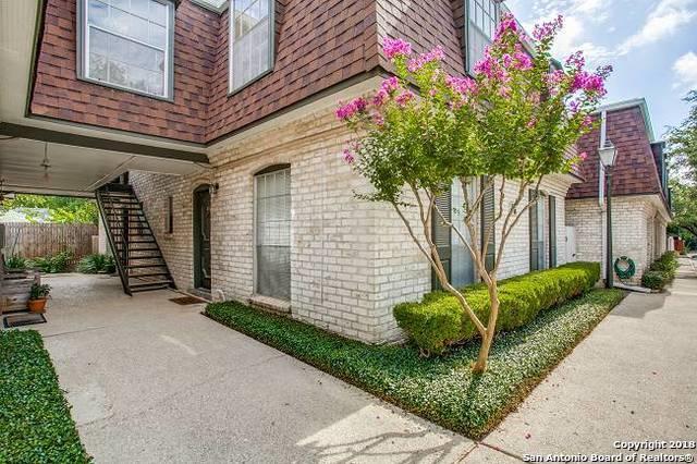 1045 Shook Ave 110C, San Antonio, TX 78212 (MLS #1322710) :: Exquisite Properties, LLC