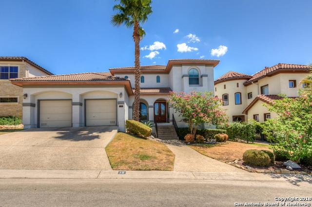 19 Stone Hill Ct, San Antonio, TX 78258 (MLS #1322768) :: Alexis Weigand Real Estate Group