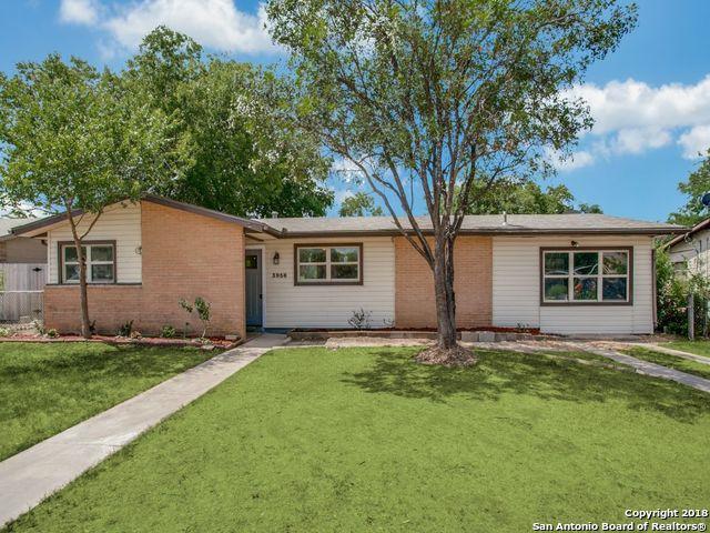 3958 Tropical Dr, San Antonio, TX 78218 (MLS #1322879) :: The Castillo Group