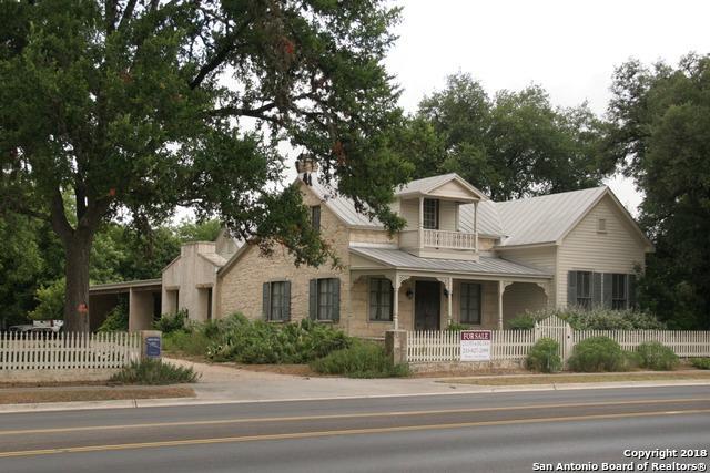 508 N Main St, Boerne, TX 78006 (MLS #1323070) :: Tom White Group