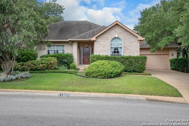 1959 Eagle Meadows, San Antonio, TX 78248 (MLS #1323234) :: NewHomePrograms.com LLC