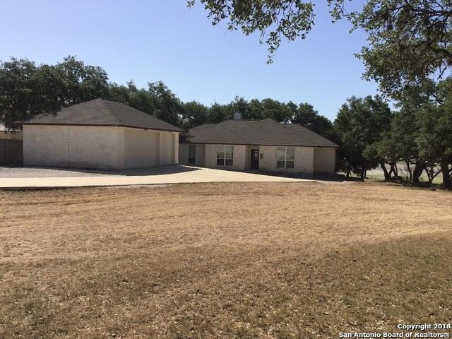 445 Private Road 1524, Bandera, TX 78003 (MLS #1323326) :: Tom White Group