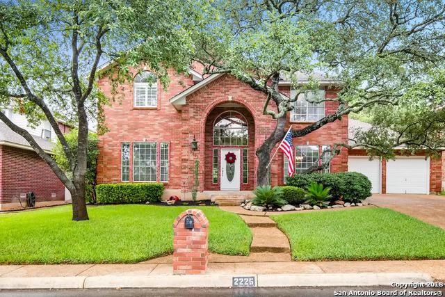 2226 Fawnfield Ln, San Antonio, TX 78248 (MLS #1323375) :: The Castillo Group