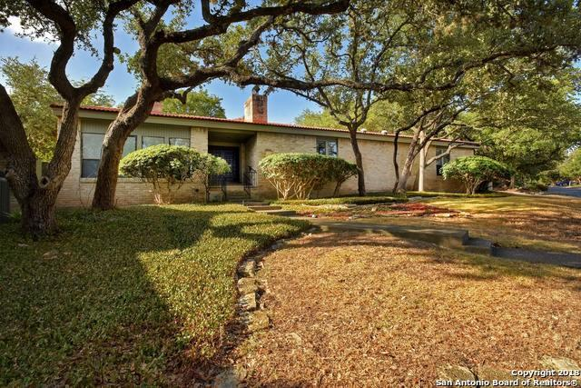 11434 Mission Trace St, San Antonio, TX 78230 (MLS #1323601) :: Exquisite Properties, LLC