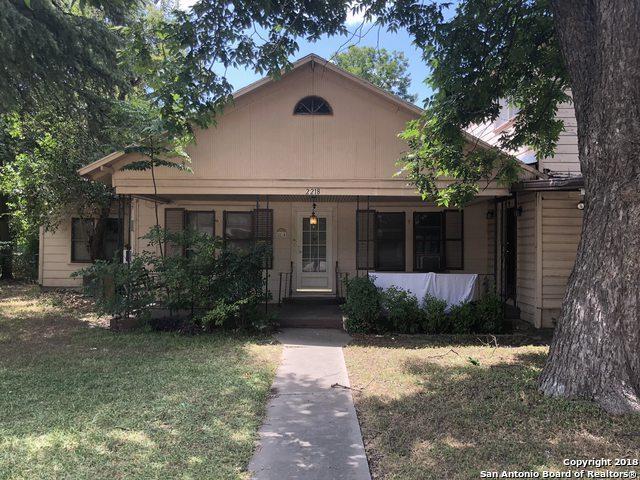 2218 Santa Monica, San Antonio, TX 78201 (MLS #1323643) :: Exquisite Properties, LLC
