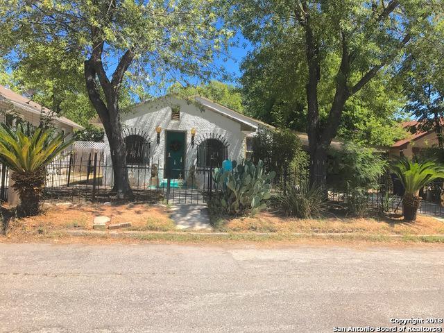 1219 Santa Barbara, San Antonio, TX 78201 (MLS #1323659) :: Exquisite Properties, LLC