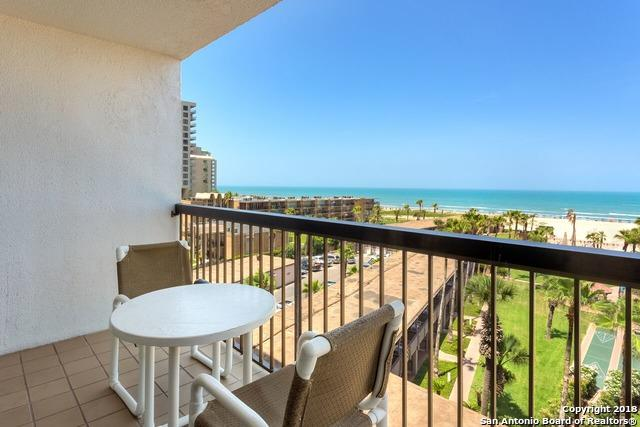 500 Padre Blvd #603, South Padre Island, TX 78597 (MLS #1323682) :: Tom White Group